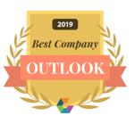 Best company outlook 2019 award