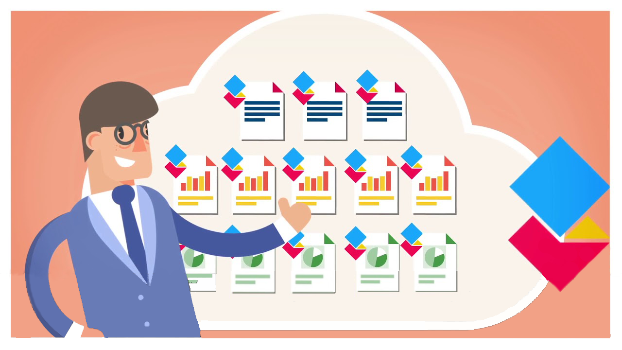 AODocs Document Management for GSuite product video